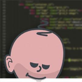 6 Month old web designer